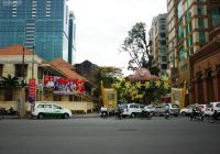 Bán nhà mặt tiền đường Đặng Tất Q1, DT hiếm có 7x24m giá rẻ
