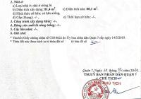 Bán nhà nát HXH 60 Lâm Văn Bền, P. Tân Kiểng, Q7 DT: 5x16,5m CN: 82,2m2. 0901100979