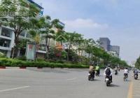Mảnh đất đẹp mặt phố Nghi Tàm 168 m2, MT 12m, lý tưởng xây tòa nhà