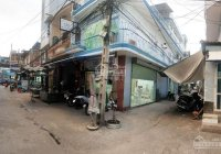 Cho thuê nhà góc 2 MT chợ Nguyễn Sơn, 5x10m, 1 lầu