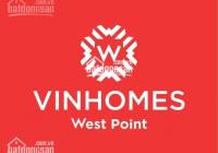 Chính chủ cần bán cắt lổ 400tr căn 2PN 2WC Vinhomes Westpoint sổ lâu dài chỉ trong tuần này