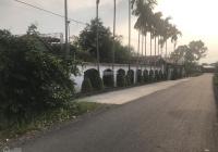 Bán lô đất đẹp đường Ba Sa xe container chạy thoải mái ra đường Xuyên Á 3 phút xã Phước Hiệp,Củ Chi