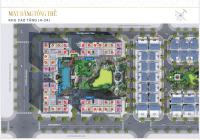 Cập nhật rổ hàng chuyển nhượng căn hộ 2PN 3.2 tỷ Victoria Village giá cực tốt - LH 0908113111