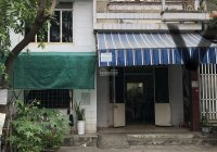 Cần bán nhà gác lửng đúc mặt tiền đường Phạm Nhữ Tăng, gần đường Điện Biên Phủ. LH: 0943727672