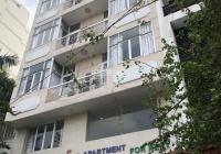 Bán gấp nhà 230m2, xây 8 tầng, đầu HXH Trần Bình Trọng - Quận 5