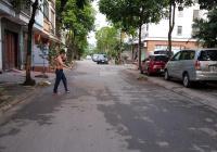 Bán nhà mặt tiền xây thô, khu TĐC Thanh Am, Thượng Thanh, Long Biên, Hà Nội