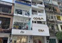 Chính chủ cho thuê nhà mặt tiền Cửa Tây chợ Bến Thành, 6x20m, 4 lầu + ST. Giá 60tr 0903576111