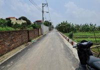 Hàng xóm gửi bán 97m2 đất ở trục chính, hơn 50m ra Quốc lộ 17