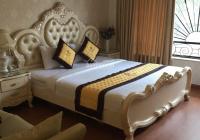 Bán nhà 9 phòng ngủ hẻm Thủ Khoa Huân, ngay chợ Bến Thành, quận 1. Giá bán 19 tỷ