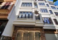 Cho thuê liền kề A10 Nguyễn Chánh KĐT Nam Trung Yên - 75m2 x 5 tầng - 40tr/th