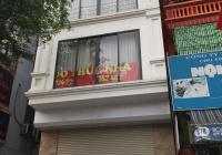 Cho thuê nhà riêng ngõ 107 Đào Tấn, DT 40m2 x 5 tầng, MT 3.5m, mới sơn sửa, giá 15 triệu (có TL)