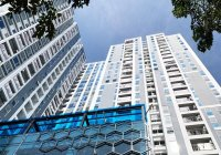 Bán căn hộ chung cư Bea Sky mặt đường Đại lộ Chu Văn An cách Nguyễn Xiển 300m