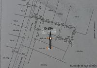 Bán gấp 67m2 đất thổ cư Phường 15 Gò Vấp - ngang 3.6m nở hậu 5.6m dài 14.6m