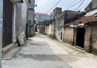 Chủ nhà cần bán 40m2 đất thổ cư đã có nhà cấp 4, vị trí nằm ngay cạnh trường tiểu học An Thượng