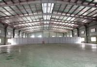 Cho thuê kho xưởng 5000m2 - 15000m2 tại KCN An Phát, Hải Dương