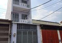 Cho thuê nhà Quận Bình tân 950/44 hương lộ 2, 4x25, 3 lầu, 4PN, 5WC, hẻm oto 8m, nhà mới xây