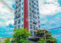 Cho thuê tòa nhà mặt tiền Cao Thắng, P. 4, Q. 3. Diện tích: 10x40m, 1 hầm, 10 lầu, giá: 300 triệu