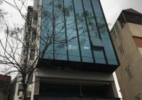 Cho thuê mặt phố Vũ Tông Phan 80m2*7 tầng hầm và thang máy MT 7,5m nhà mới đẹp long lanh, 50tr/th