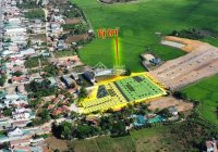 Đất nền sổ đỏ Lâm Hà, trung tâm thị trấn Đinh Văn chỉ 8,5 tr/m2. LH: 0908874141