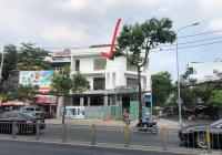 Cho thuê nhà góc 2 mặt tiền Phạm Hùng và Lê Quyên, Q8. Diện tích: 13x15m 1 trệt, 2 lầu, sân thượng