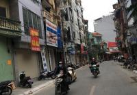 Bán nhà phố Nguyễn Chính DT 180m2 MT 6.5m sổ đẹp có hồ sơ thiết kế xây dựng 8 tầng, giá 15,5 tỷ