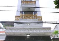 Bán nhà mới xây đường Lê Văn Qưới, P. BHH A, nhà đúc 4,5 tấm - hẻm 8m - DT: 4x24m - Giá: 8,2 tỷ