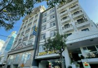 Bán khách sạn 2 mặt tiền Hoa Sứ, Phường 7, Phú Nhuận, 4x20m, 4 tầng, có HĐT 45tr/th, giá 20.5 tỷ