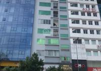 Cho thuê building hầm, 8 lầu - 2 mặt tiền Đinh Bộ Lĩnh, 7.05x11m, giá 99 triệu/th