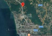 Bán đất kinh doanh nghỉ dưỡng thành phố Phú Quốc