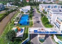 Cần bán nhà phố mặt tiền 40m, dự án Rosita Khang Điền, DT 6x22m