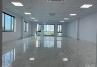 Cho thuê mặt bằng kinh doanh tầng 1 Trần Vỹ. DT 90m2 MT 8m, giá 30 triệu cửa hàng, LH 0387606080