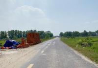 Đất mặt tiền nội bộ đường Đức Hoà Thượng, Long An, 5 x 32m (157 m2), thổ 100% hướng Nam. Gần chợ