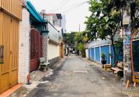 Bán nhà HXH 1/ đường Trần Hưng Đạo, phường Tân Sơn Nhì (DT 4.4x21m nở hậu), giá 7.2 tỷ