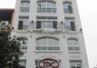Cho thuê tòa mặt phố Trung Phụng (360 Xã Đàn), 300m2x9T, 500tr/th
