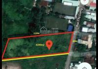 Bán lô đất 2 mặt tiền Bùi Thị Lùng, giá 72 tỷ