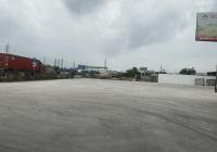 Cho thuê kho, mặt bằng vị trí gần cụm CN Đai An - Cẩm Giàng - Hải Dương