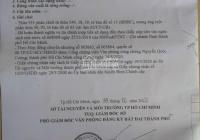 Bán đất mặt tiền đường Đoàn Nguyễn Tuấn, giá 28tr, sổ hồng riêng công chứng ngay, LH 0903619667