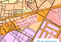 Cần bán đất 501m2 tại đường 25C, vào Sân Bay Long Thành