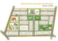 Bán lô đất, sổ hồng riêng, KDC Hiệp Thành City, Q12. DT 90m2, XDTD giá 4.3 tỷ LH: 0934827056 Nhi