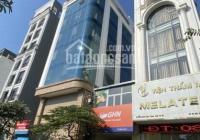 Cho thuê nhà mặt phố 8 tầng tại mặt phố Nguyễn Xiển - Thanh Xuân. DT 100m2 - MT 5,5m giá 70tr/th