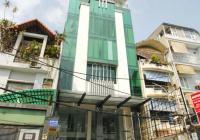 Chính chủ cho thuê nguyên tòa mới xây ngay Nguyễn Trung Trực, Bình Thạnh