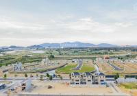 Đẳng cấp - Lô góc 2 mặt tiền BT3 dự án Green City - đối diện dãy biệt thự - gần sân golf, gần sông