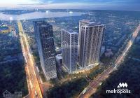 Cần bán căn hộ Duplex tổng diện tích sử dụng hơn 308m2, tại Vinhomes 29 Liễu Giai