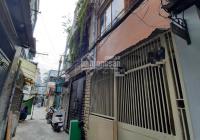 Nhà hẻm ba gác sát mặt tiền Nguyễn Tiểu La 1 trệt 2 lầu đúc BTCT. giá chỉ 5.4 tỷ