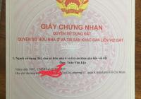 Cần bán gấp lô góc 2 mặt tiền dự án Hưng Thuận, thị Trấn Trảng Bom