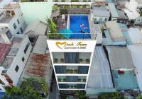 Bán gấp khách sạn hướng mặt tiền Tây Nam, đối diện sân VĐ Chi Lăng-Hải Châu, DT trung bình 200tr