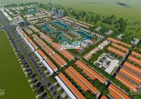 Cần sang gấp lô SL9 view mặt hồ dự án New City Phố Nối - Hưng Yên, DT 200m2, giá chỉ 17.8tr/m2