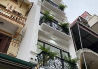 Bán gấp nhà mặt phố Hoàng Mai - Đền Lừ 5 tầng mới tinh, KD sầm uất, ô tô vào nhà, 68m2 chỉ 7.8 tỷ