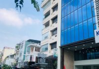 Cho thuê toà nhà mặt tiền 68A Châu Văn Liêm, phường 11, quận 5. 230 triệu/tháng