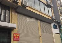 Cho thuê nhà mặt phố Khâm Thiên, DT 60m2, MT 5m, nhà mới thông, RB, giá 25tr/th